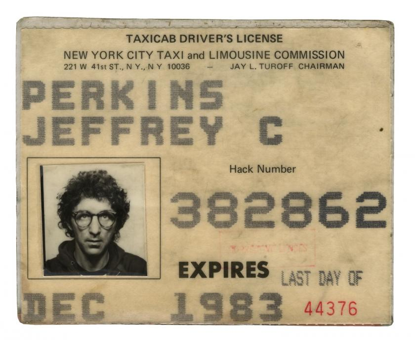 Taxi license